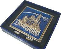 Disneyland California 60th Anniversary Celebration Disney Castle Compact Mirror