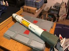 GI Joe 1988 Rolling Thunder Large Rocket w cluster bombs missiles Vintage Part