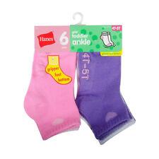 4 Pairs Girls//KidsSocksAge 9-11 Years Pink//Green//Purple//Blue Terry Towelling