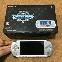 IN HAND SHIPS PSP KINGDOM HEARTS Birth by Sleep Region Free Console Used Japan