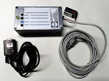 Infiltec QM-4.5V-20HZ-LED Seismometer monitors blasting & traffic vibration  PPV