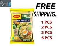 Maggi Instant Noodles DOUBLE PACK Chicken Flavour From Sri Lanka FREE SHIPPING