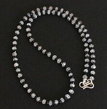 PIEDRA DE LA LUNA Con ESPINELA CADENA,cadena de piedras preciosas,collar,