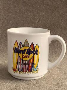 Hard Rock Cafe Melbourne Mug  9cm