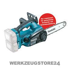 Makita DUC252 Akku-Kettensäge 2x18V  ohne Akku & ohne Ladegerät - DUC252Z
