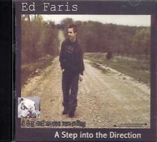 A Step into the Direction ~ Ed Faris ~ Bluegrass ~ Country ~ CD ~ Used VG