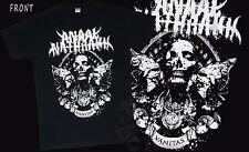 ANAAL NATHRAKH - Venitas-  British extreme metal ban,T_shirt -SIZES:S to 6XL