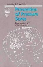 Prevention of Pressure Sores. Taylor & Francis. 1991. WEBSTER, J.G. Hardcover