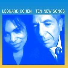 LEONARD COHEN Ten New Songs CD BRAND NEW