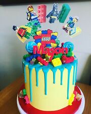 Peachy Lego Birthday Cake Products For Sale Ebay Funny Birthday Cards Online Overcheapnameinfo