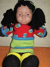Anne Geddes African American Doll - Reida from The Baby Doll Collection