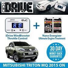 IDRIVE THROTTLE CONTROL - MITSUBISHI TRITON MQ 2015 ON + NANO ENERGIZER AIO