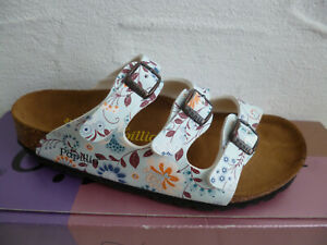 Papillio Mules House Shoe Slippers Colourful Girls New