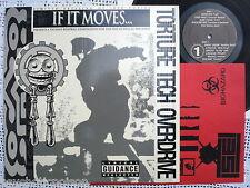 TORTURE TECH OVERDRIVE -  LP  Harsh Electro-Techno  →  BIOHAZARD +  Bandinfo