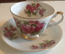 Vintage Made in Japan Tea Cup and Saucer circa 1930s