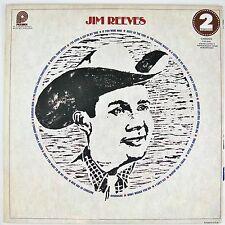 JIM REEVES Jim Reeves 2LP NM- NM-