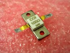 250 Watt Component General 100 ohm Load Resistor to 1 GHZ