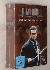 Highlander - Saison Série 6 SIX COMPLET DVD COFFRET NOUVEAU & scellé région 2