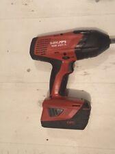 Hilti Siw 22T-A drive cordless impact wrench