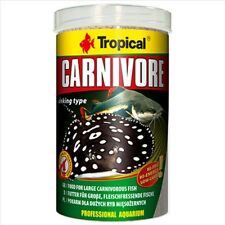 Tropical Carnivore Tablets 5mm Tablet 3l 1.8kg Bucklet Pellet Fish Food