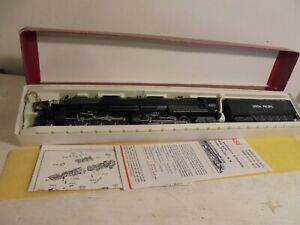 Rivarossi HO - 1545/3 - 4-8-8-4 Big Boy Locomotive& Tender-4015 mint/boxd c1997