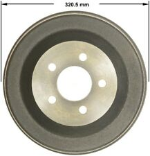 Brake Drum-HO Front,Rear Bendix PDR0017
