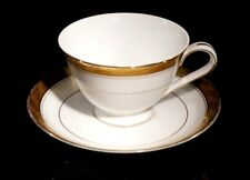Beautiful Sango Imperial Deluxe Cleopatra Tea Cup And Saucer
