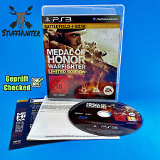 Medal Of Honor: Warfighter (PLAYSTATION 3 PS3) - Checked - USK18 Top