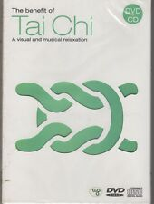 "Tai Chi ""A Visual & Musical Relaxation"" NEW & SEALED DVD & CD 1st Class Post UK"