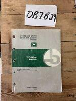 OEM John Deere GT262 Tractor Tech Manual TM1515