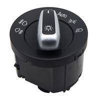 Auto Headlight Light Switch For VW Golf5 GTI MK5 MK6 Jetta Passat caddy MA169
