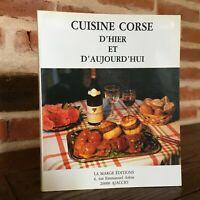 Paul Seta Cucina Corse Di Hier E Oggi La Marge Ajaccio 1991