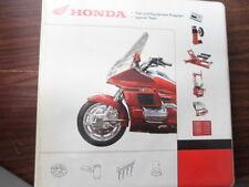 Honda Factory Shop Repair Service Tool And Equipment Program Manual EQS008C01