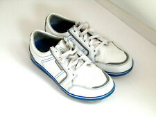 Ashworth Men's Cardiff ADC Golf Shoes G54282 White/Grey/Air Force Blue size 8