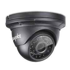 SANNCE 1x1080P In/Outdoor 100ft IR Night Vision CCTV Home Security Camera System