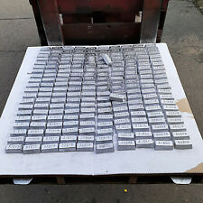 18.5 lbs  Lead Ingots for casting sinkers or bullets, $2.00 per pound.