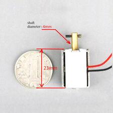 1PCS 5V-12V Push-Pull Type Solenoid Electromagnet Micro Self-holding Magnet