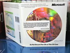 Microsoft Office 2003 Professional (Occasion) X11-45338 - Word Excel Outlook