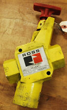 Ross 1523C5002 Energy Isolation Device L-O-X - USED