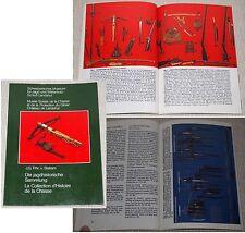 Führer Schweizerisches Museum für Jagd und Wildschutz Schloß Landshut 1984
