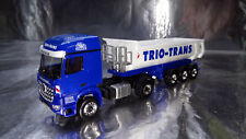 * Herpa 306270 Mercedes-Benz Arocs Dump Semitrailer Trio-Trans 1:87 Scale
