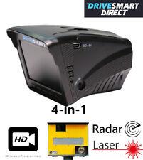 Drivesmart Elite 2 Speed Camera Radar and Laser Detector With DVR Dash Cam