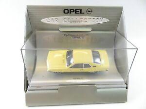 Schuco 1:43 Car Collection Opel Manta A 1970-1975 OVP #1385