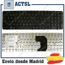 TECLADO ESPAÑOL para HP COMPAQ Pavilion G7-1206 NEGRO
