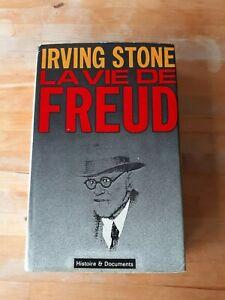 La vie de Freud - Irving Stone - Histoire et Documents - Flammarion (1973)
