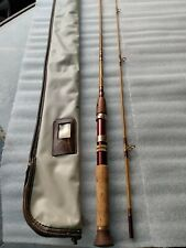 New listing Vintage Ted Williams 7' 2 Pc Beautiful Light Action spinning rod. Model no.535
