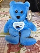 Jc Bears Celebrity Bears Star #18 Born A Star Beanie Baby Bear Brand New w Tag