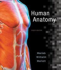 NEW USA HARDCOVER Human Anatomy Plus MasteringA&P 8E by Elaine N. Marieb