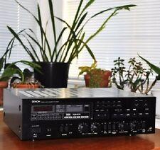 Denon (Model No. DRA-95VR) Precision Audio Component-AV Receiver NIPPON Co.