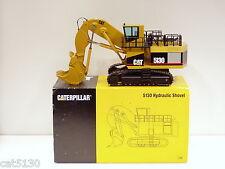 """Caterpillar 5130 Shovel - """"LAUNCH EDITION"""" - 1/50 - NZG #391 - N.MIB"""
